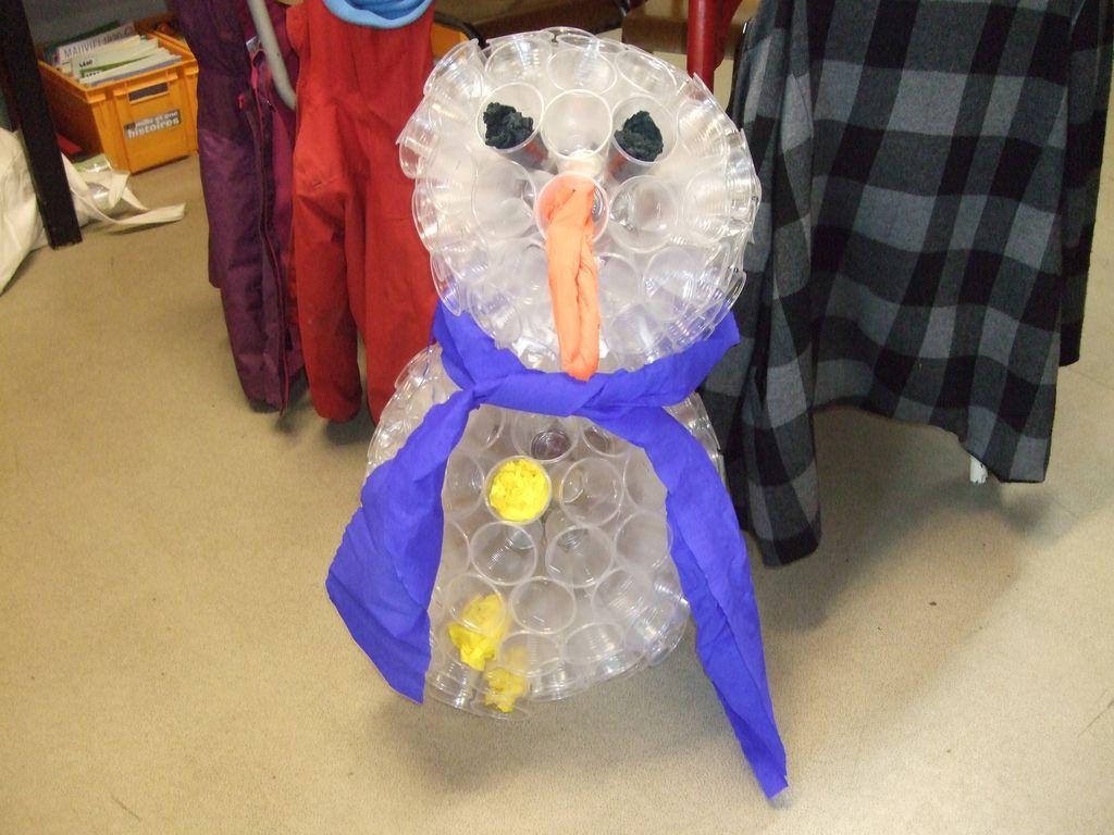 Faire un bonhomme de neige avec des gobelets faire un bonhomme de neige avec des gobelets with - Comment faire un bonhomme de neige en gobelet ...