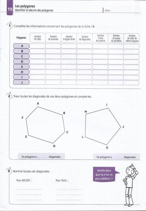 M Leloup Mathematiques Geometrie Mardi 24 Mars Ecole Elementaire Des Essards