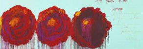 cy twombly flowers2
